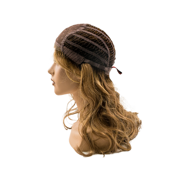 Support tulle / Lace-front