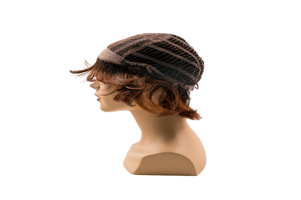 Wefted Wigs